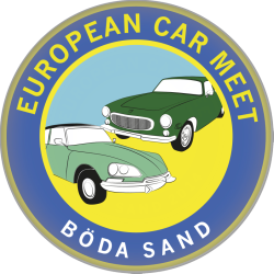 European Car Meet - Böda Sand